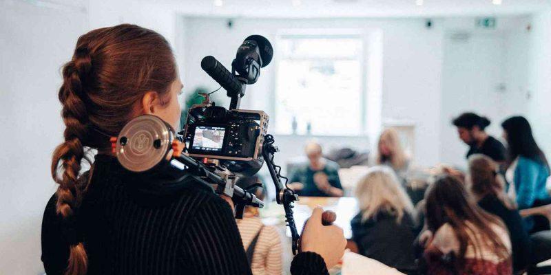 video strategie marketing image de marque